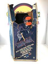 "VINTAGE~1979 FUNSTUFF DRACULA MONSTER FIGURE~ANI-FORM TOY 11""~ORIGINAL BOX!"