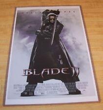 Blade  II 2 11X17 Wesley Snipes Original Movie Poster