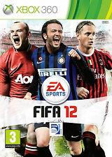 GIOCO XBOX 360 FIFA 12 2012 NUOVO FIFA 12  nuovo