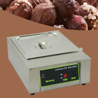 Commercial Electric Chocolate Tempering Machine Melter Maker 8kg /1 Melting Pot