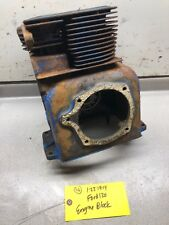 """FORD 120 Tractor Kohler K301 12hp Engine Block 13 Fin Mic'd At 3.379"""""""