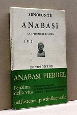 ANABASI - La spedizione di Ciro Vol.II - Senofonte [Pierrel 1969]