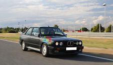 CALOTTE CROMATE BMW SERIE 3 E30 SPECCHIETTI RETROVISORI - ADESIVO -