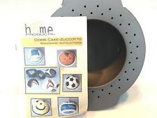 Contemporary Home Dome Cake Zuccotto Bakeware Pan Excellent w/ Instructions