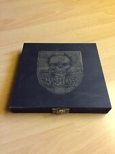 Baise Ma Hache CD box Black Metal Goatmoon Satanic Warmaster Vothana Moonblood