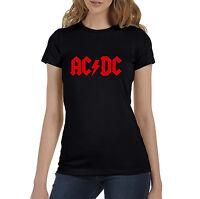 Classic Rock: AC/DC Band Women's T-Shirt - Ready to ship!