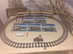 Lego 60197 City, Passanger Train, Pre-Owned, Complete with Box.