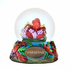 MARYLAND - SNOW DOME - EXCLUSIVE 65MM SNOW GLOBE-NEW -29