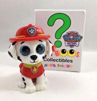 TY Beanie Boos Mini Boo MARSHALL Paw Patrol Dog Hand Painted Figure (2 inch)