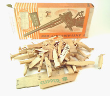 Balsa model pieces 1940s Airplane Model wood model plane Practice Building VTG