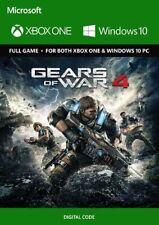 "Gears of War 4 PC / Xbox One ""Digital Key"""