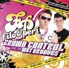Filo and Peri - Crowd Control (Live) [CD]