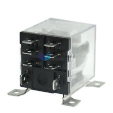 JQX-12F 2Z DPDT General Purpose Power Relay 8 Pin DC 24V 30A