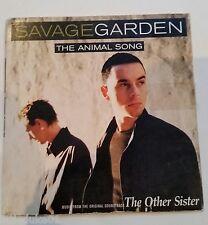 Savage Garden Animal Song Australian 2 track CD single