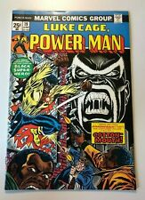 Power Man , Luke Cage  Number 19. ( 1st appearance of Cotton Mouth)