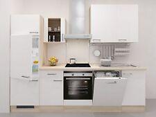 k chenzeilen mit geschirrsp ler und elektroherd g nstig kaufen ebay. Black Bedroom Furniture Sets. Home Design Ideas