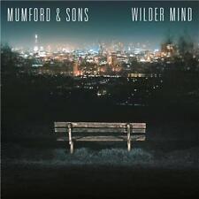 Wilder Mind 2015 Mumford and Sons CD