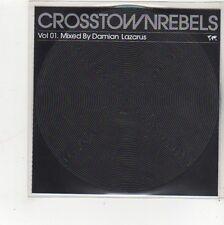(FS139) Cross Town Rebels, Vol 1 mixed by Damian Lazarus - 2006 DJ CD