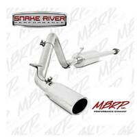 "MBRP 2.5"" EXHAUST FOR 2005-2015 TOYOTA TACOMA 4.0L CAT BACK ALUMINZED S5326AL"
