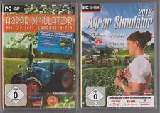 Agrario simulatore storica delle macchine agricole + agro simulatore 2012 Fattoria PC