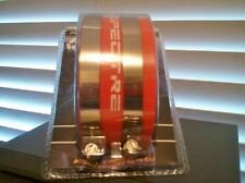 """AIR INTAKE COUPLER KIT 4"""" TO 4"""" or 4"""" to 3.75"""" Worm Gear CLAMPS 9772 Spectre Red"""
