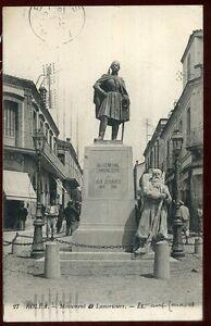 ALGERIE  KOLEA  monument lamoriciere   1915  ( 135)