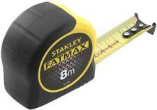 Stanley Fat Max cinta métrica Blade Cupido 8 M