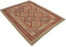 Orient Teppich Kelim Waziri Afghanistan 200 x 150 Ghazni Flachgewebe Rug Tapis