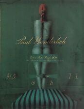 PAUL WUNDERLICH Exhibition Lithograph 1972 Mourlot / Arches Paper