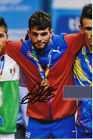 ORTA Luis - CUB - Ringen - Olympia 1.OS Gold 2020 Foto signiert