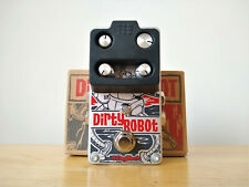 More details for digitech dirty robot stereo mini synth guitar pedal