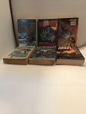 David Drake Book Sci Fi Lot Of 14 Three With Other Authors