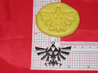 The Legend of Zelda Silicone Mold Food Cake Chocolate Resin Clay A654