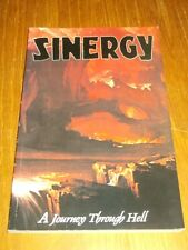 Sinergy A Journey Through Hell Caliber Press (Paperback)< 9780941613576