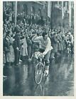 N°22 Internationale Friedensfahrt Peace Race Germany Deutschland DDR 1954 CHROMO
