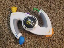 Bop It! XT Extreme Handheld Electronic Talking Game Hasbro 2010 White WORKS