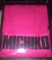 Michiko Koshino 1980's towel View Factory
