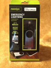 POWERXCEL Emergency Lightning Powerbank Keychain - iPhone 5- IPhone XR
