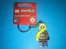 LEGO Anacondrai Kapau keychain Ninjago Minifigure - NEW with Tags - 851353 🇨🇦