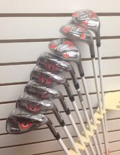 Wilson Defy Golf Clubs-5H,6H,7H,8-PW,GW,SW (Graphite) Ladies Flex Right Hand