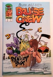 Comic Book - Boof and the Bruise Crew #3 - Sep 1994 - Image Comics - VF/NM