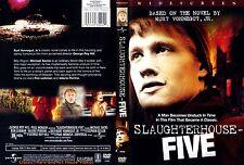 Slaughterhouse Five ~ New DVD ~ Michael Sacks, Valerie Perrine (1972)