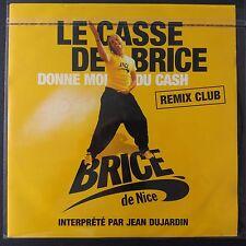 """Brice De Nice – Le Casse De Brice (Vinyl,12"""",MAXI 33 TOURS, Promo)"""