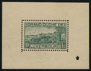 Luxemburg Block 1
