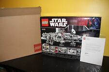 LEGO Star Wars Millennium Falcon 10179 OFFICIAL LIMITED 1ST EDITION UCS SEALED
