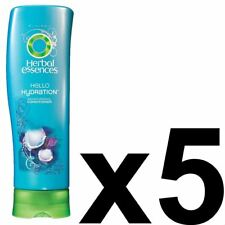 5 Pack x Herbal Essences Conditioner Hello Hydration Coconut Deep Moisture 200ml