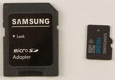 WPS MICRO SD CARD W/ADAPTER 16GB PART# MICROSD16GBCLASS10