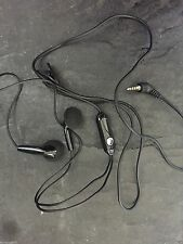 JACK EARPHONES STEREO HEADPHONES HEADSET GOLD RIGHT ANGLE MICROPHONE JACK 2.5MM