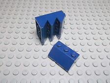 Lego 4 Schrägsteine 2x3 45 Grad dunkelblau navyblau 3038 Set 5891 31026 4770