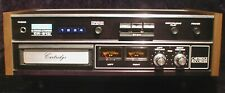 Vintage Akai Cr-81D 8 Track Stereo Tape Recorder Player Made in Japan & Tapes